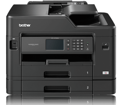 impresora brother correcta